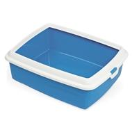 تصویر ظرف خاک گربه MPS مدل Hydra Maxi - رنگ آبی