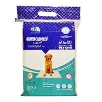 تصویر زیر انداز بهداشتی آسو مخصوص حیوانات خانگی سایز 60 * 60