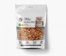تصویر تشویقی طبیعی مخصوص گربه Hapoo meal مدل Chicken Bites مرغ نخودی - 50 گرم