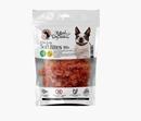 تصویر تشویقی طبیعی مخصوص سگ Hapoo meal مدل Chicken Soft Bites مرغ نرم نخودی - 100 گرم