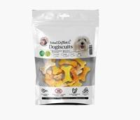 تصویر تشویقی بیسکویتی مخصوص سگ Hapoo meal مدل Dogiscuits با طعم اسفناج - 60 گرم