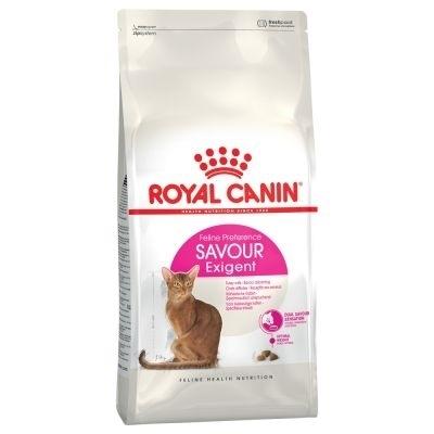 تصویر غذای خشک گربه Royal Canin Savour Exigent - 2 کیلوگرمی