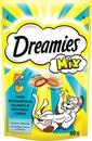 تصویر تشویقی Dreamies مخصوص گربه تهیه شده از ماهی و پنیر -60گرم