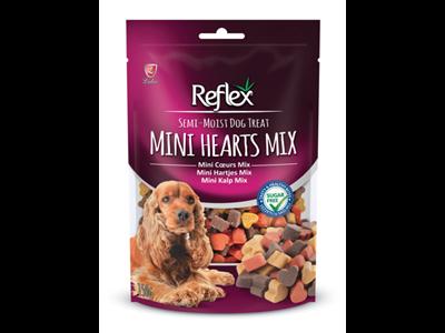 تصویر تشویقیReflex مخصوص سگ میکس گوشت و مرغ -150 گرم