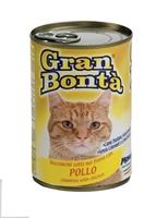 تصویر کنسرو Monge Gran Bonta مخصوص گربه بالغ تهیه شده از گوشت مرغ - 415گرم