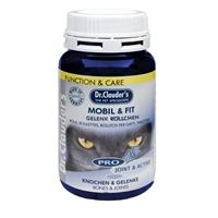 تصویر قرص Dr.Clauders مخصوص گربه تقویت کننده مفاصل و عضلات-100گرم