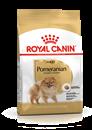 تصویر غذا خشک Royal Canin مخصوص سگ های بالغ نژاد مدل Pomeranian مناسب برای نژاد پامرانین - 1.5کیلوگرم