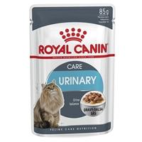تصویر پوچ مخصوص گربه Royal Canin مدل Urinay care مناسب برای جلوگیری از مشکلات دستگاه ادراری - 85 گرم