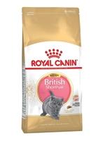 تصویر غذای خشک مخصوص بچه گربه Royal Canin مدل British Shorthair مناسب برای نژاد بریتیش - 2 کیلوگرم