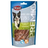 تصویر تشویقی Trixie مخصوص سگ تهیه شده ازجگر غاز-100گرم