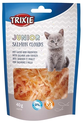 تصویر تشویقیTrixie مخصوص بچه گربه تهیه شده از سالمون-40گرم