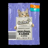 تصویر تشویقی مدادی Cachet مخصوص گربه با طعم جگر- 50گرم