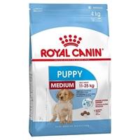 تصویر غذای خشک Royal canin مخصوص توله سگ های سایز متوسط-4کیلو گرم