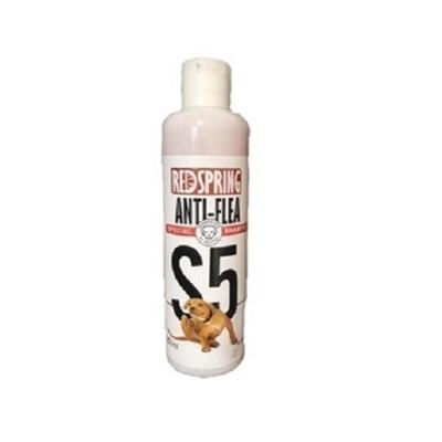 تصویر شامپوضد کک ,کنه Redspring مخصوص سگ-250میلیگرم