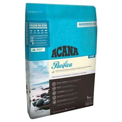 تصویر غذای خشک Acana مخصوص گربه تهیه شده از ماهی های اقیانوس-1/800گرم