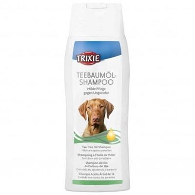 تصویر شامپو Trixie مخصوص سگ حاوی رایحه درخت چای مناسب برای پوست های حساس- 250میلی گرم