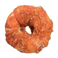 تصویر تشویقی حلقه ای جویدنی  Trixie تهیه شده از گوشت مرغ مخصوص سگ -110گرم