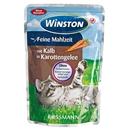 تصویر پوچ Winston تهیه شده از گوشت بره وهویج مخصوص گربه - 100 گرم