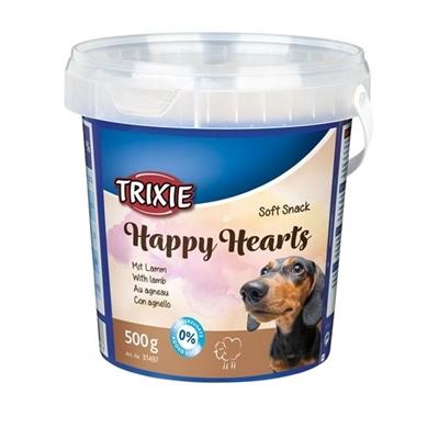 تصویر تشویقی سطلی Trixie مخصوص سگ تهیه شده از گوشت - 500 گرم