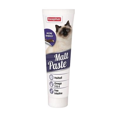 تصویر مالت Beaphar مدل more energy مخصوص گربه - 100 گرم