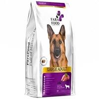 تصویر غذا خشك Fara food مخصوص سگ نژاد بزرگ - 2 کیلوگرم