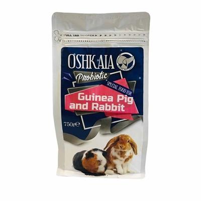 تصویر غذا ashkaia مخصوص خوكچه و خرگوش - 750 گرم