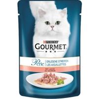 تصویر پوچ Gourmet تهيه شده از سالمون مخصوص گربه - 50 گرم