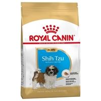 تصویر غذای خشک Royal Canin مخصوص توله سگ نژاد Shih Tzu (شیتزو) - ۱.۵ کیلوگرم