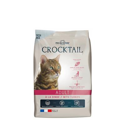 تصویر غذا خشك Flatazor مخصوص گربه بالغ تهیه شده از گوشت بوقلمون - 10 کیلوگرم