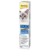تصویر مولتی ويتامين Gimcat مدل Dou paste مخصوص گربه باطعم ماهی تن - 50 گرم