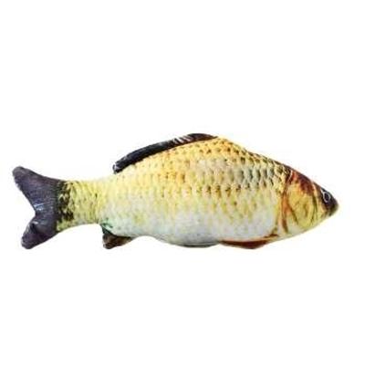 تصویر ماهی اسباب بازی متحرک مخصوص گربه
